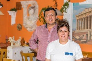 Anna und Kostas Boumakis